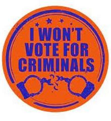 CRIMINALS + INDIA ELECTIONS - 2014!!!
