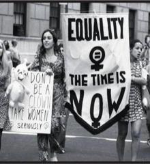 Equality...The Time is Now!