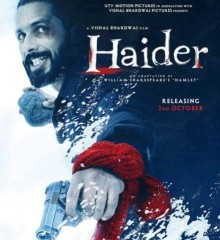 Haider - Movie Review!
